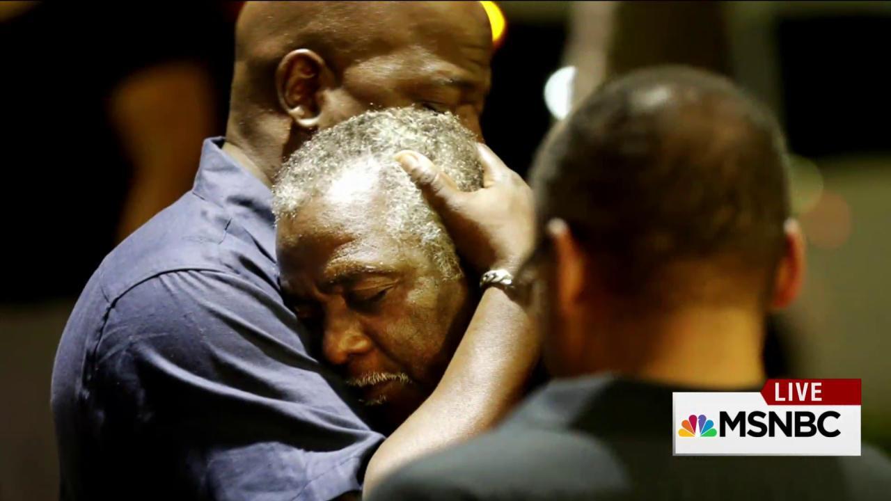 Charleston still healing after massacre