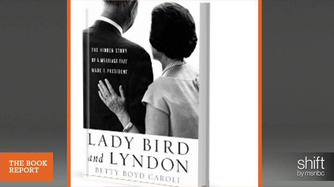 Lady Bird Johnson's political influence