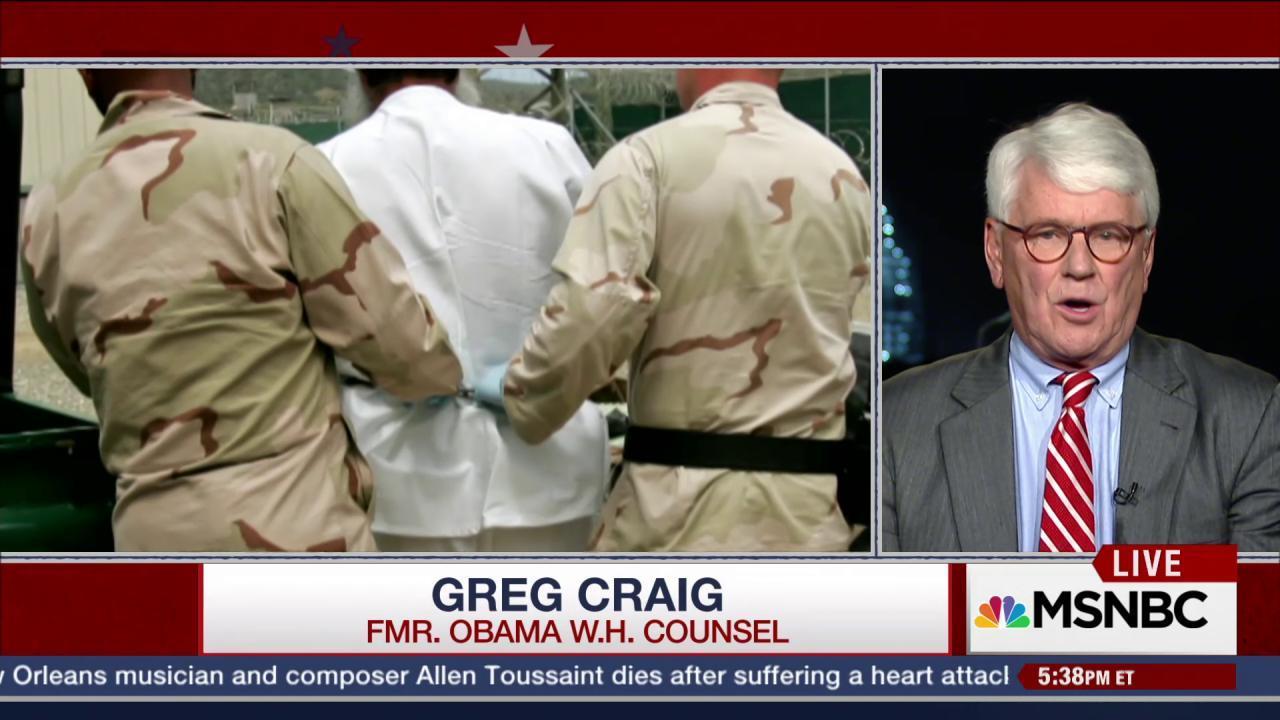 Guantanamo Bay Detainee Is Case of Mistaken Identity: DoD