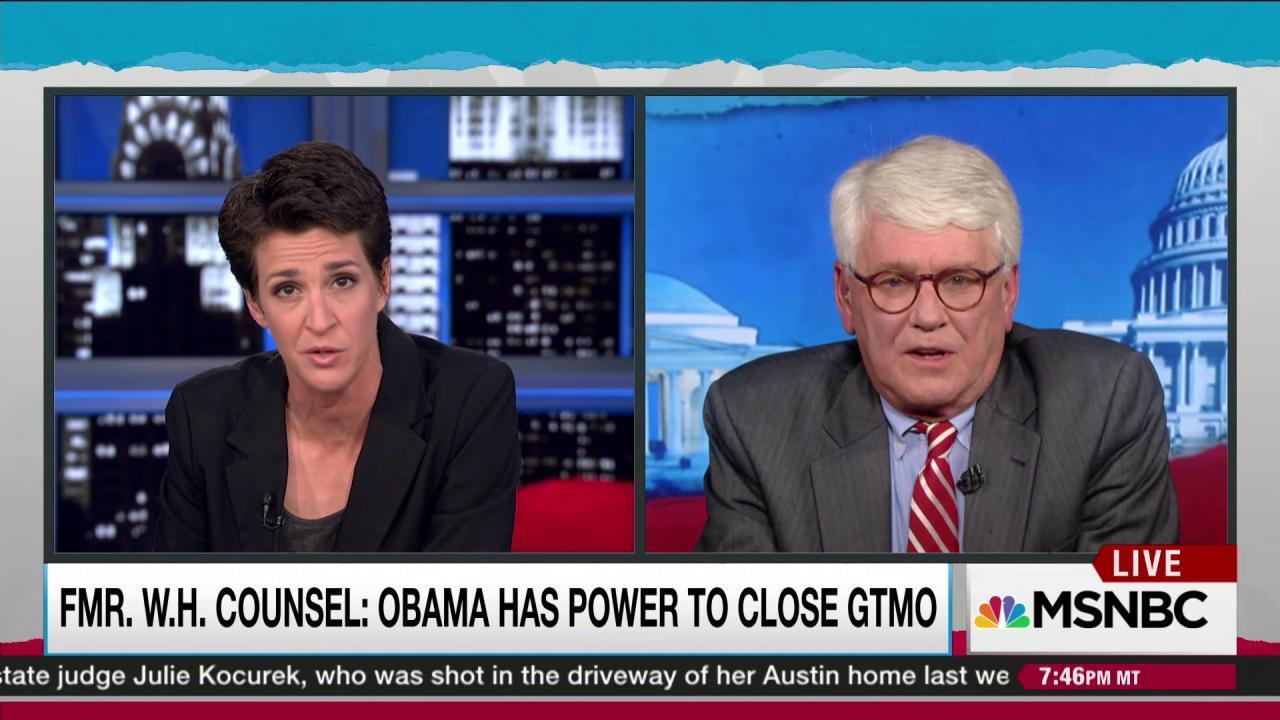 Obama encouraged to close Guantanamo prison