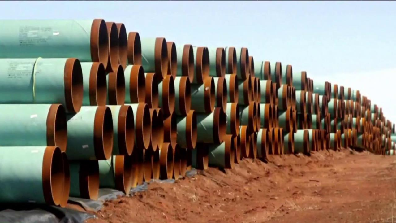 Keystone decision is all about climate change