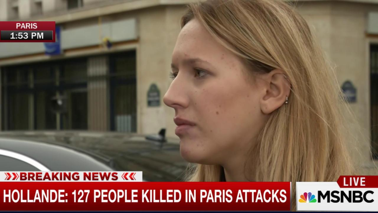 Witness: Attack felt sinister and purposeful