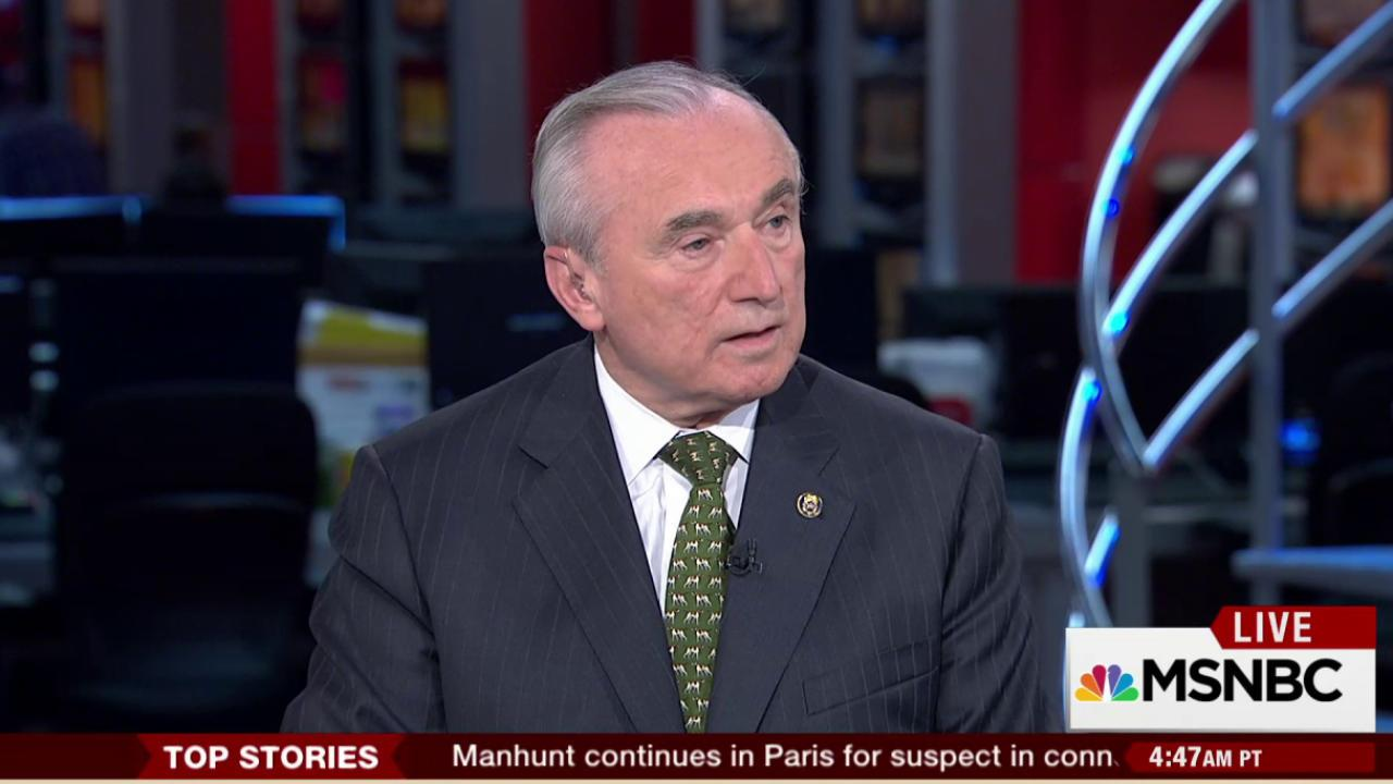 NYPD commissioner: Attack could happen here