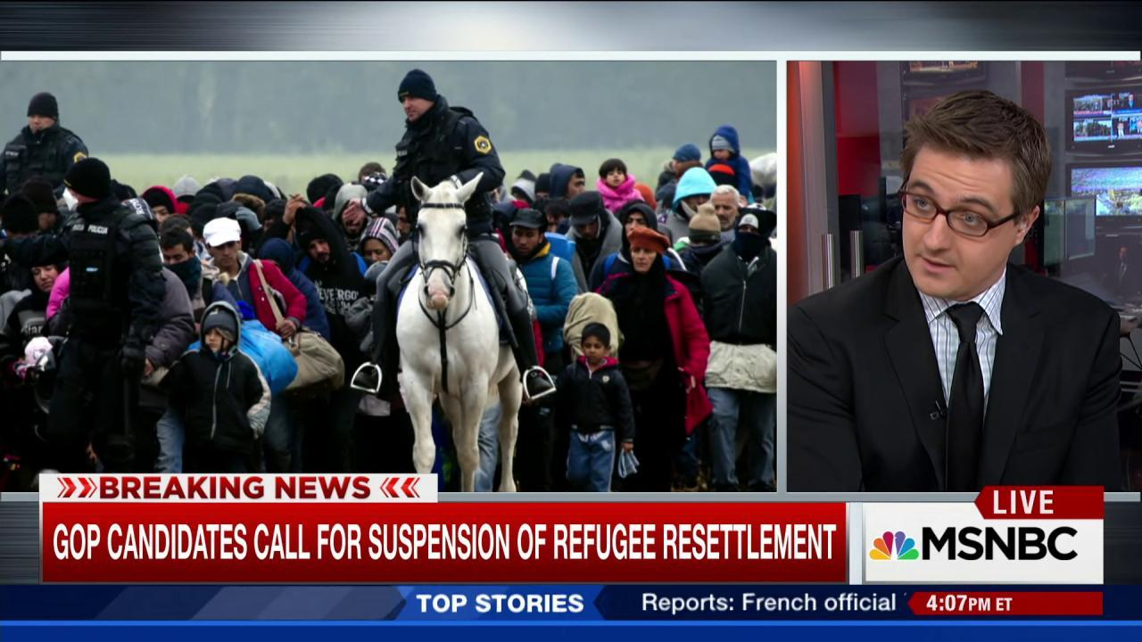 Obama:Do not conflate terrorism with refugees