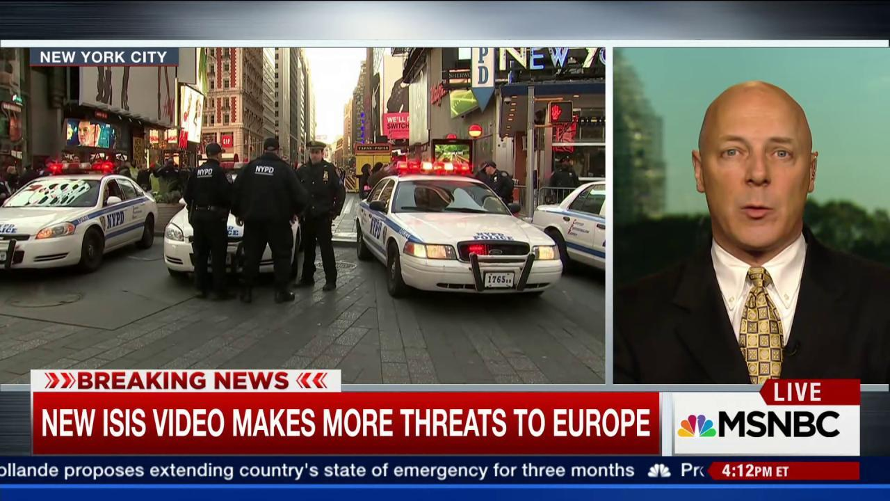 Fear spreads after Paris attacks