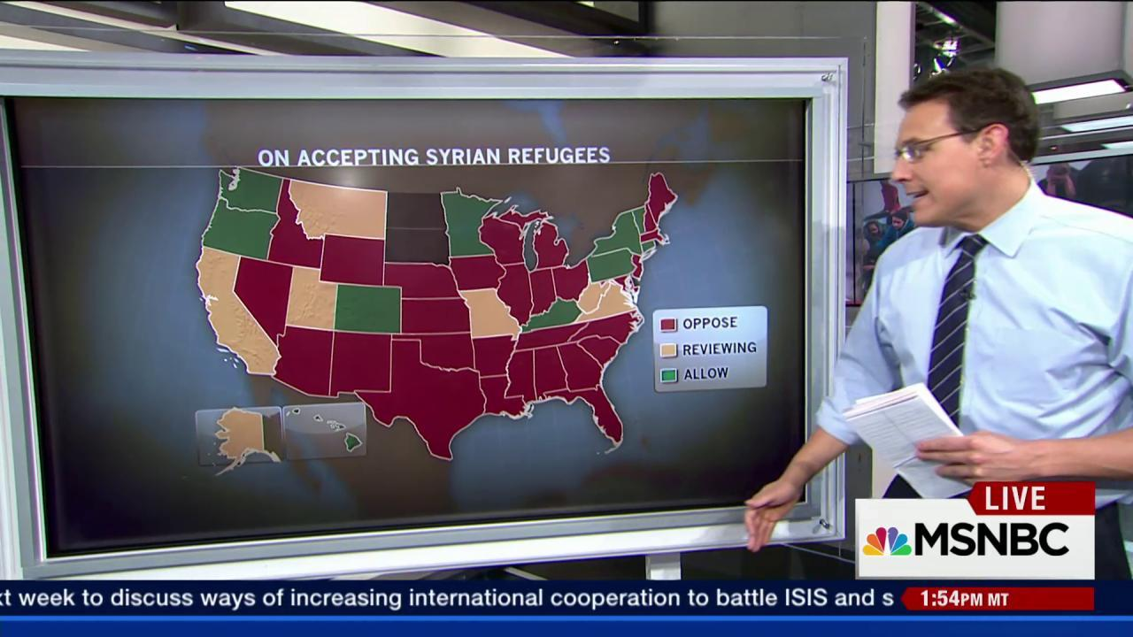 Could Syrian refugees swing LA gov. race?