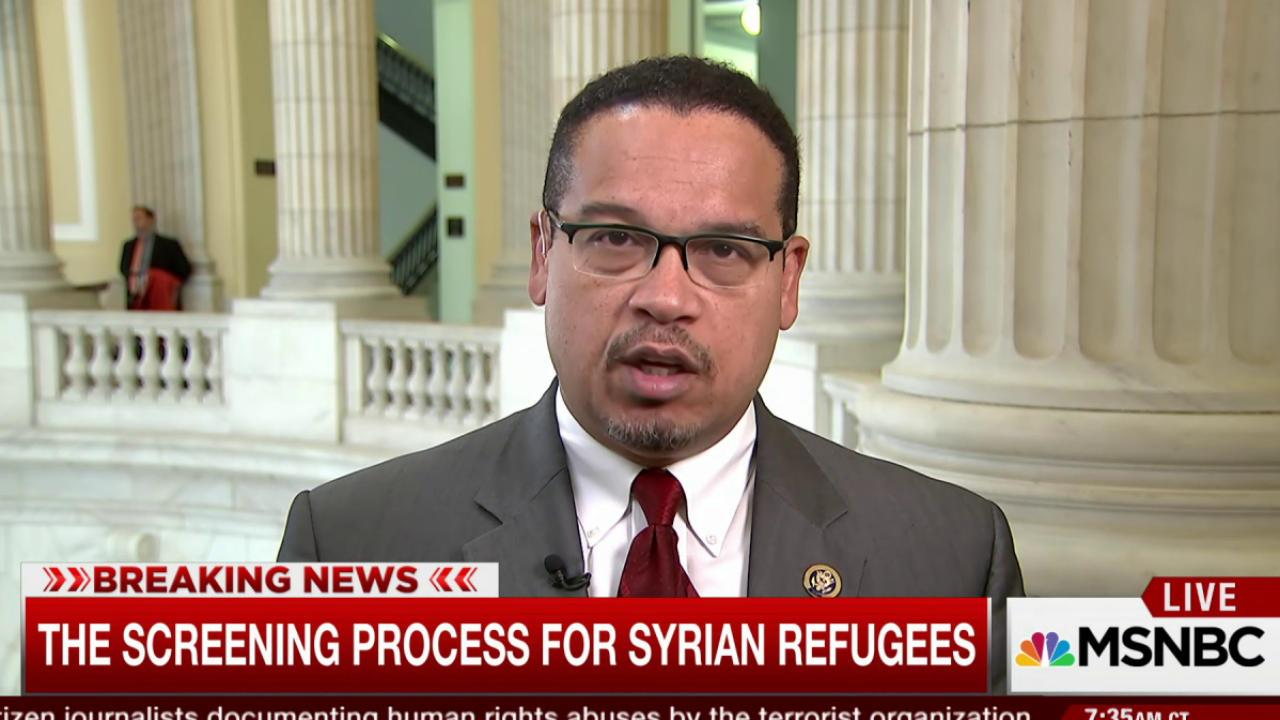 Muslim congressman: US Muslims feeling...