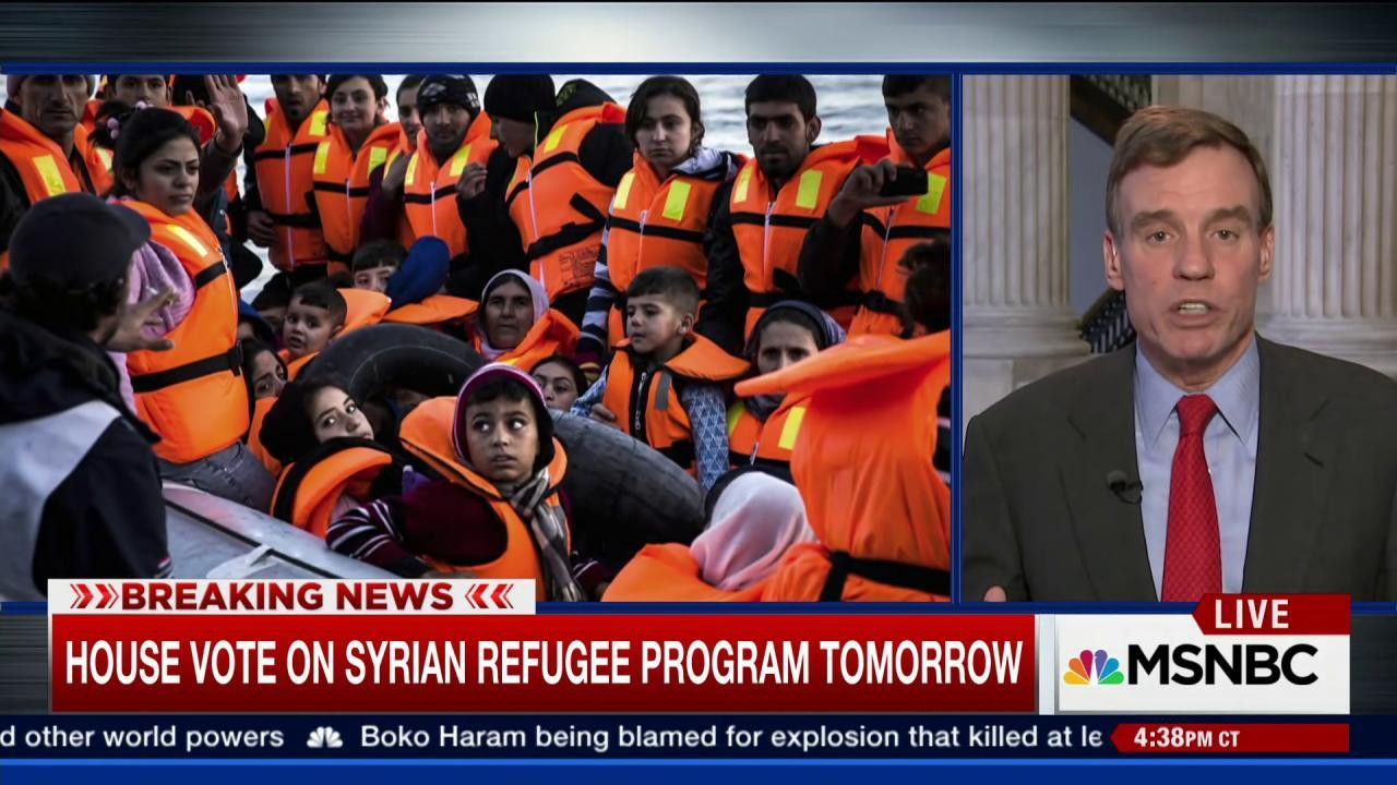Congress Takes Up Refugee Crisis