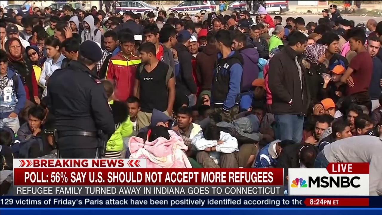 Anti-refugee backlash grows in US
