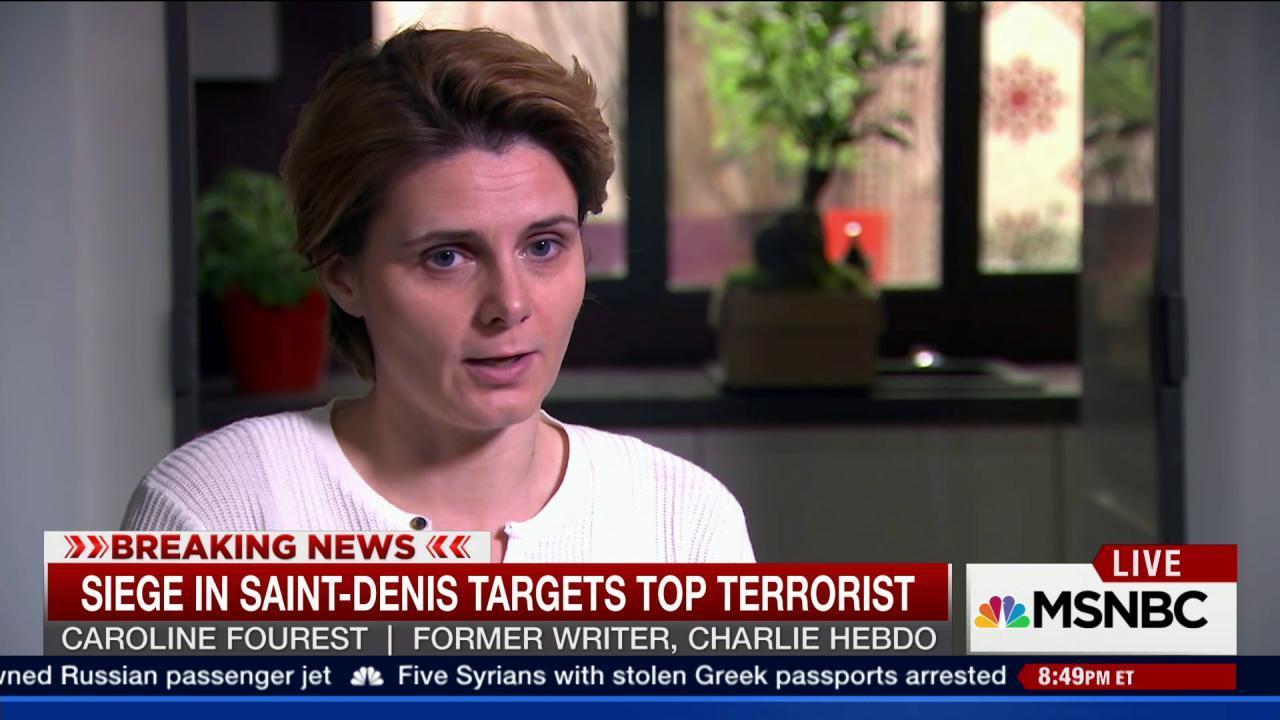 Fmr. Charlie Hebdo journalist on attacks