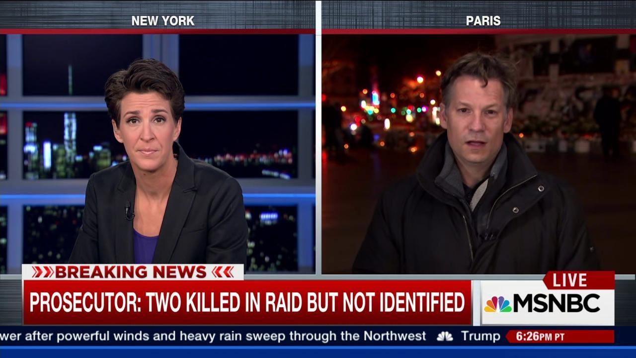Deadly Paris raid could yield new clues