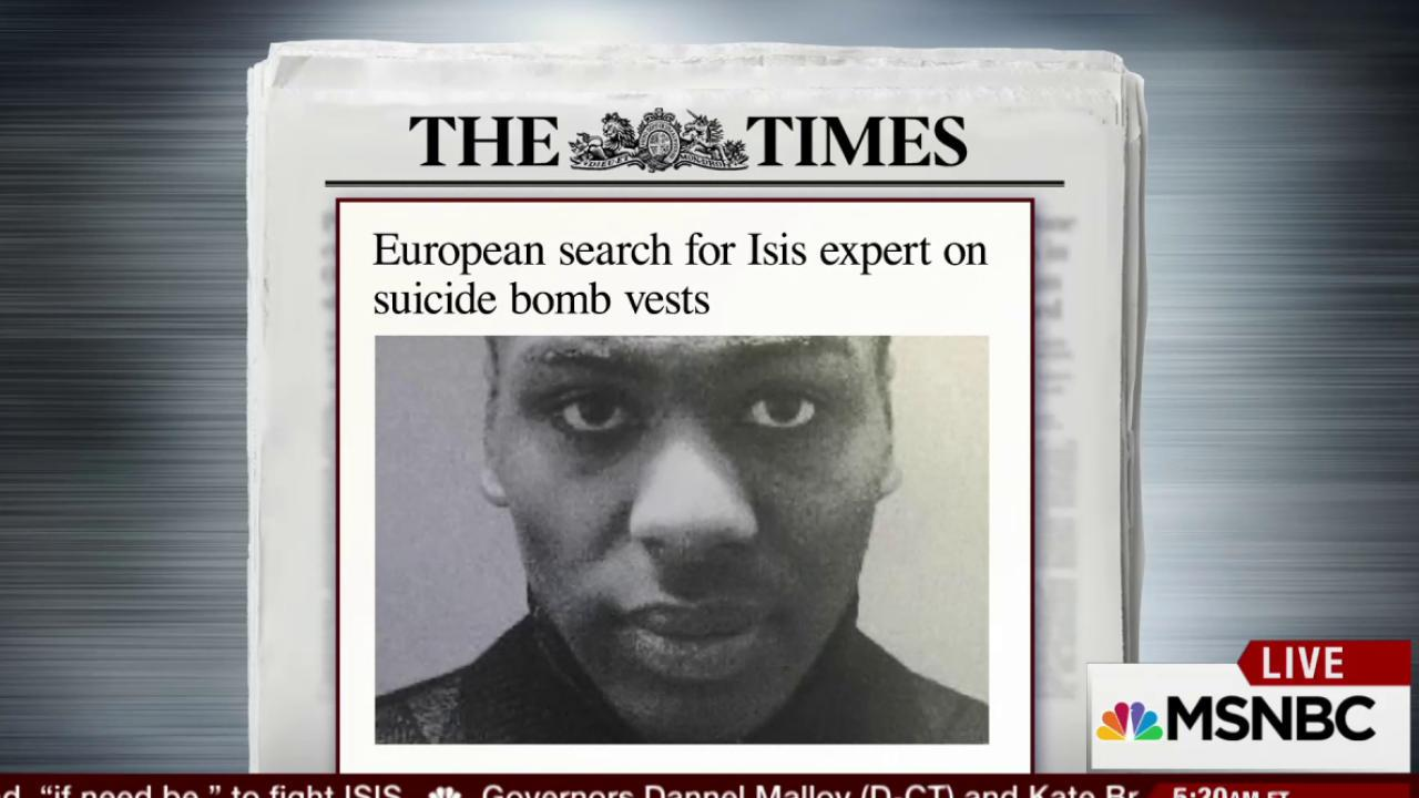Belgian police search for suicide beltmaker