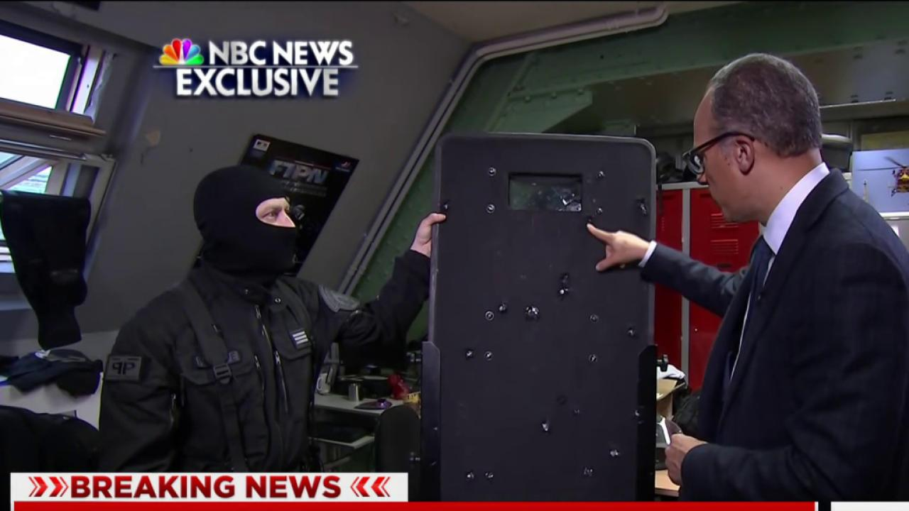 Police leader describes Bataclan raid