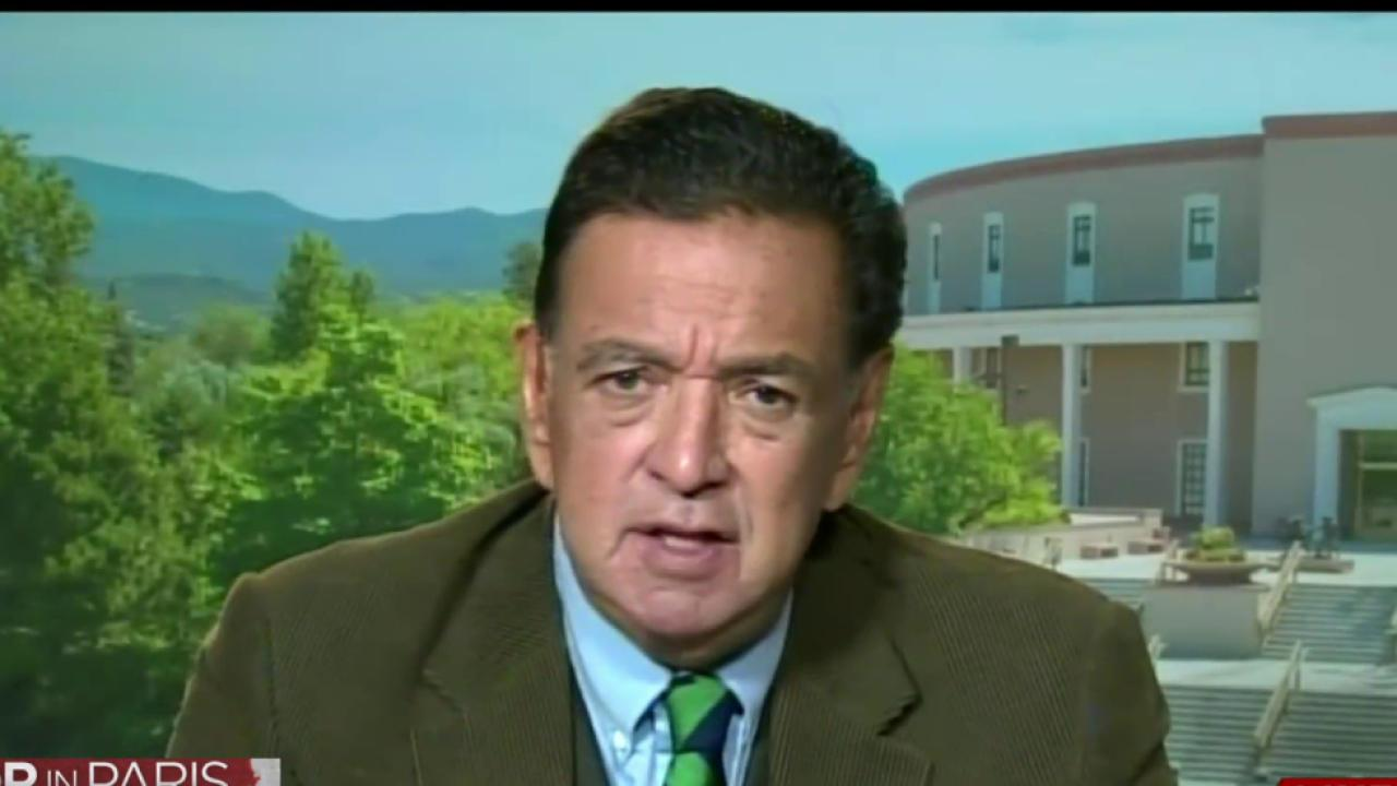 Richardson: Obama's policy 'makes sense'