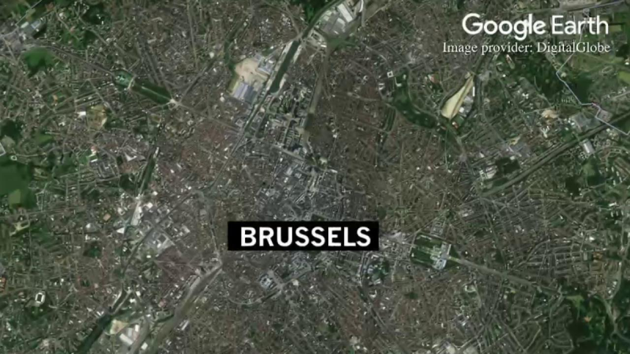 Belgium raises terror alert to highest level