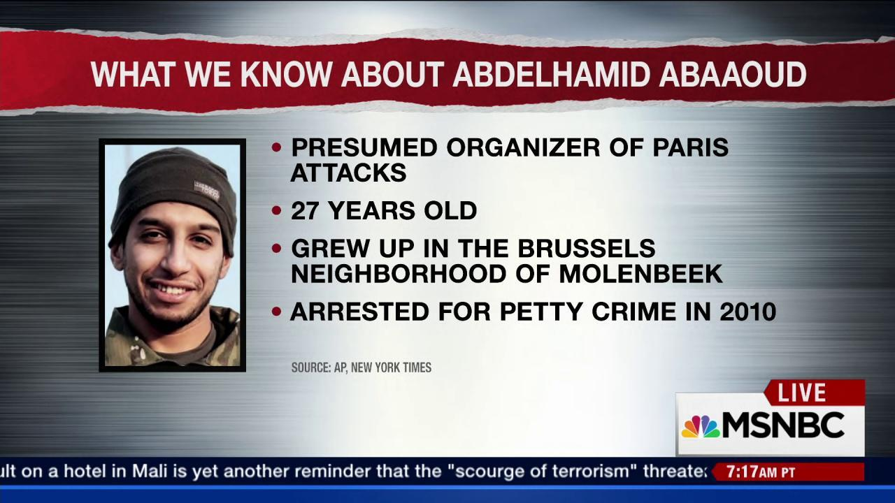 What we know about Paris attack ringleader?