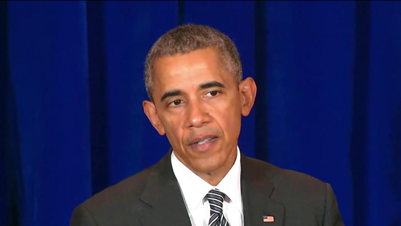 Obama: Media should 'maintain perspective'