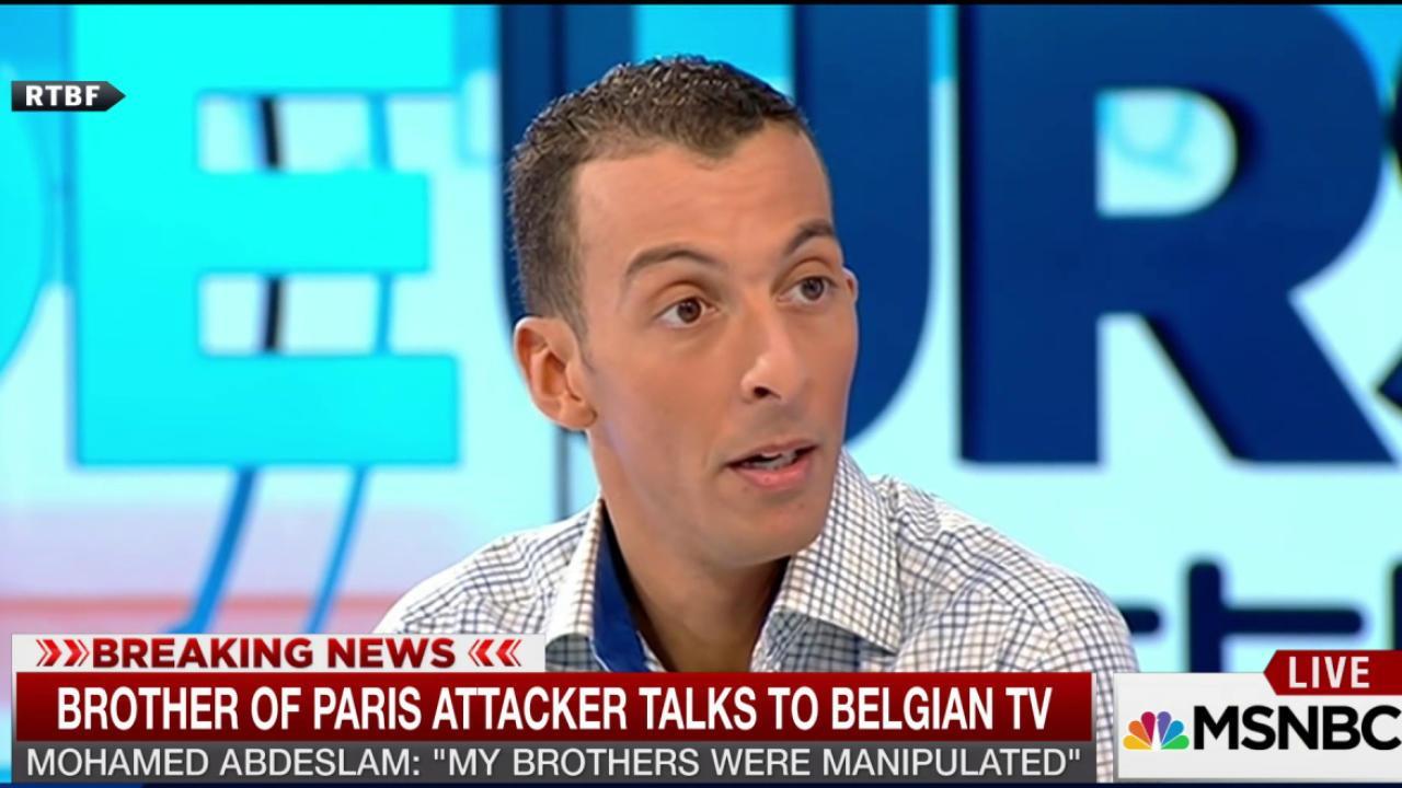 Brother of Paris attacker talks to Belgian TV