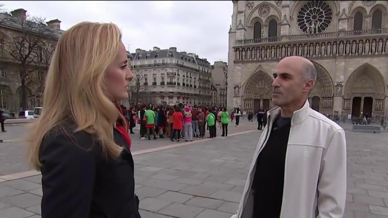 How Paris attacks have impacted tourism