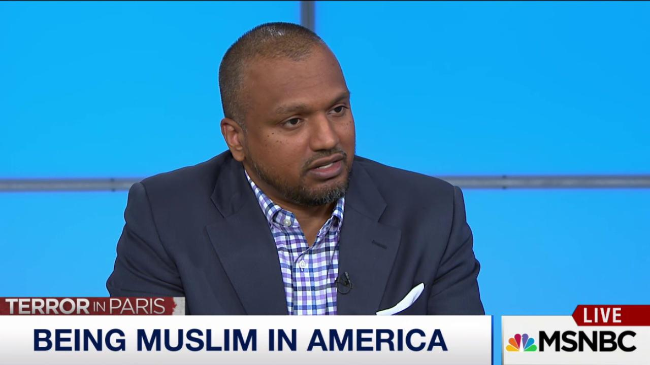 Ali: 'Vacuum' in media of Muslim voices