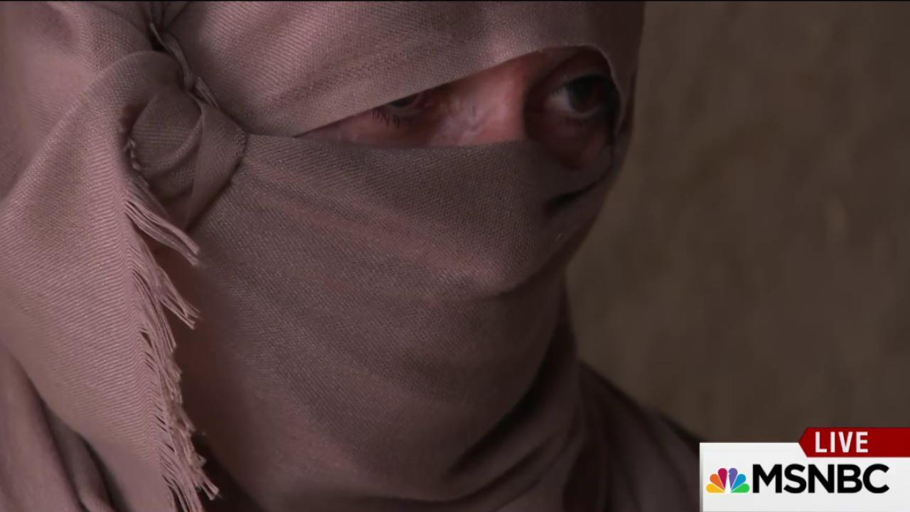 Thousands of Iraqi women, girls remain...