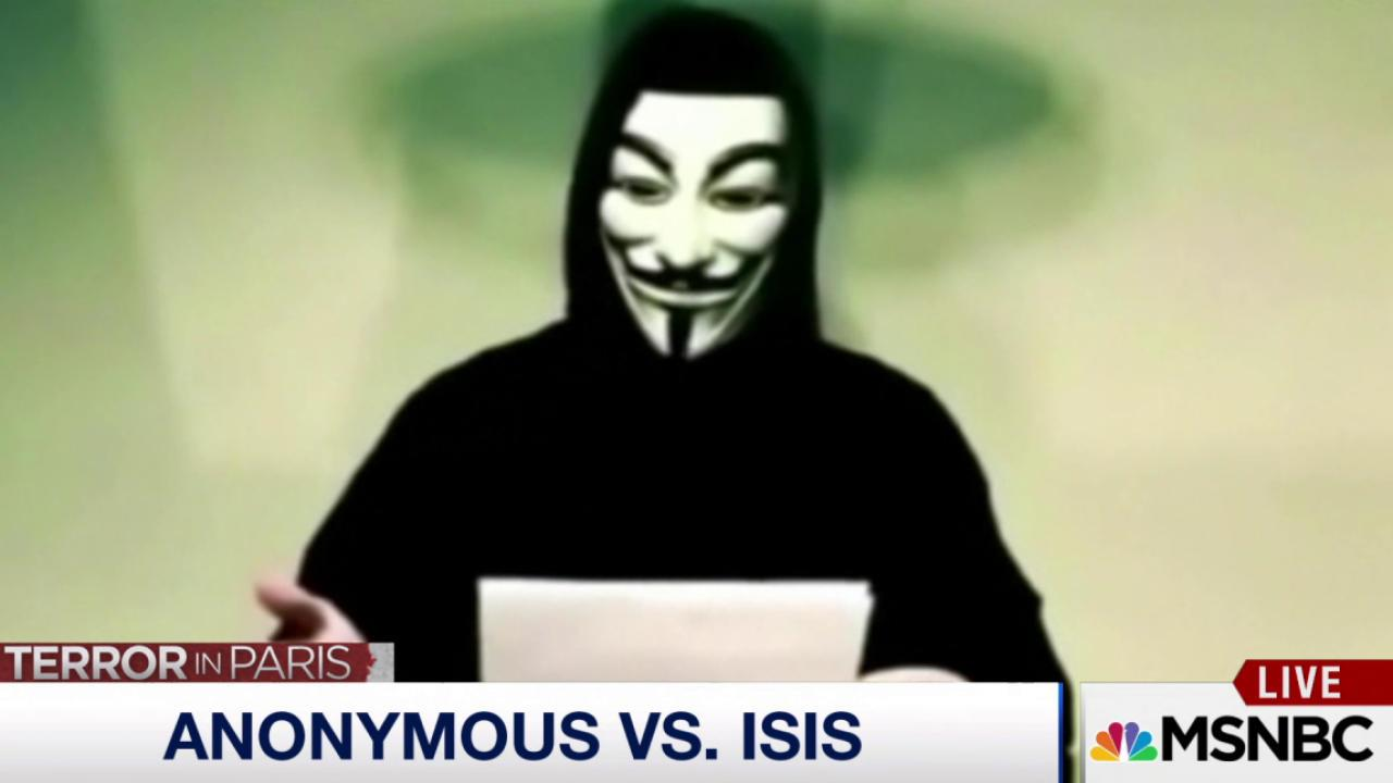 Is Anonymous' cyber war against ISIS working?