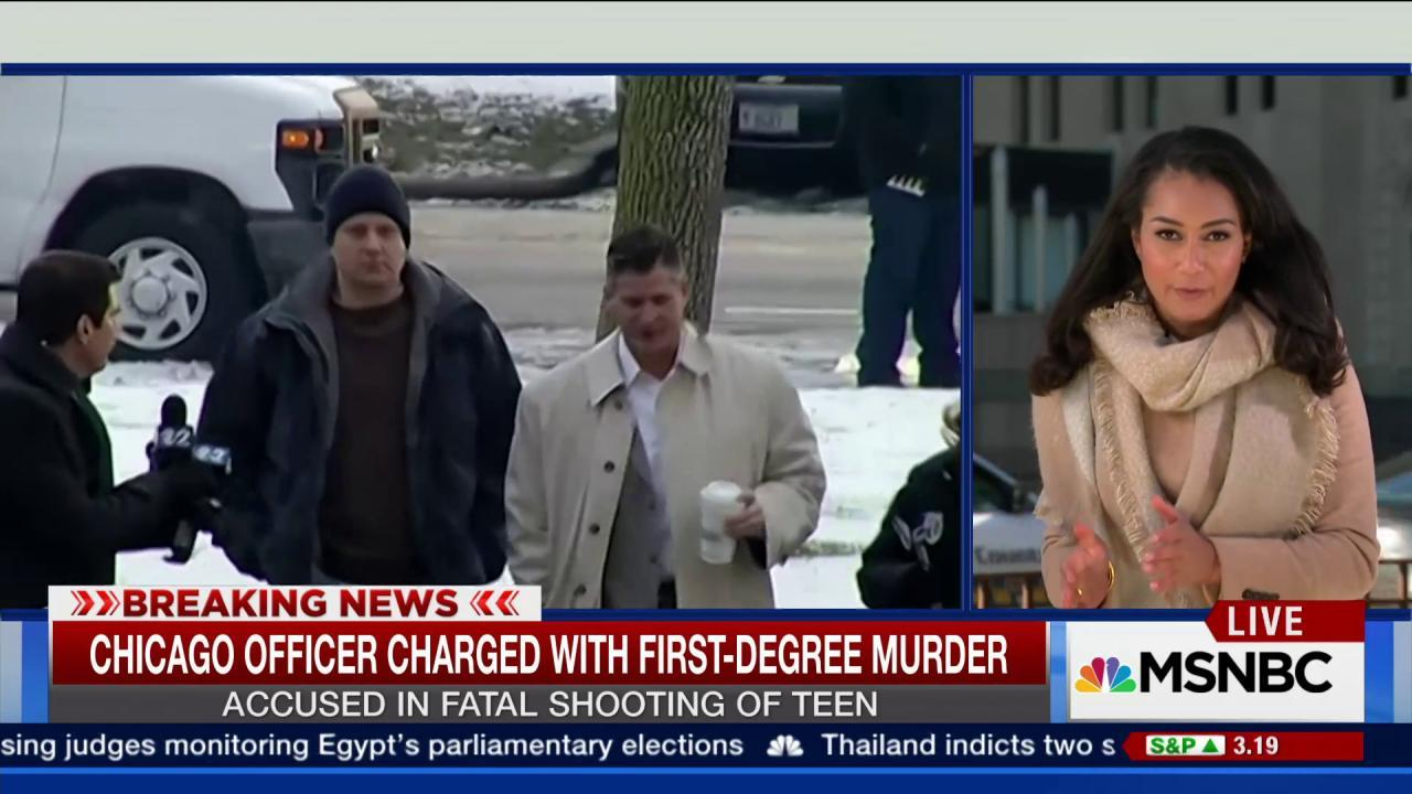 Chicago officer charged in shooting of 17...
