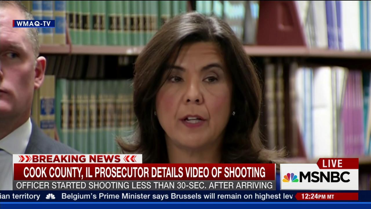 News conference details Chicago teen's...