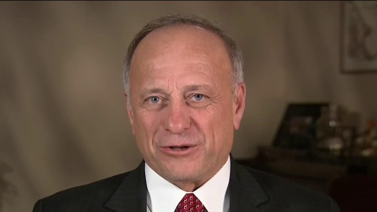 Rep. King: 'They bring with them Sharia law'