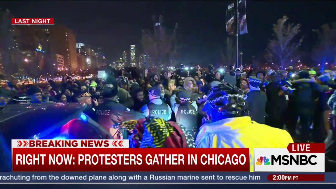 Chicago Braces for More Protests