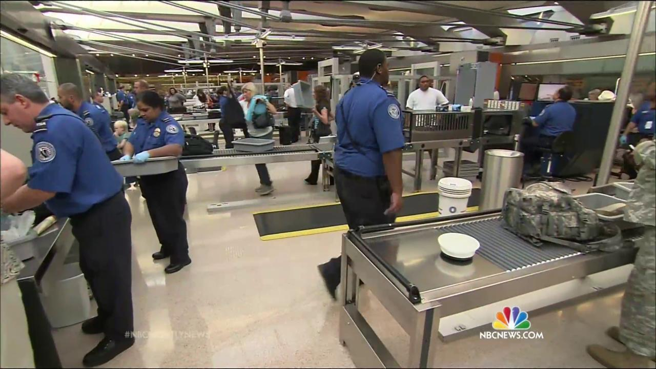'Insider Threat': Gaps in Airport Security Highlighted in New Video