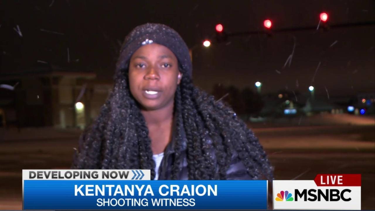 Colorado shooting witness recounts attack
