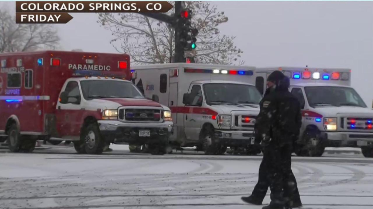 Was attack on Planned Parenthood terrorism?