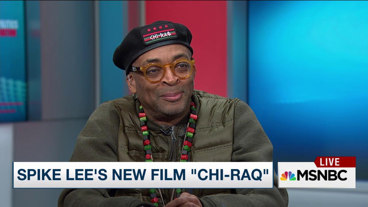 Spike Lee's 'Chi-Raq' generates controversy