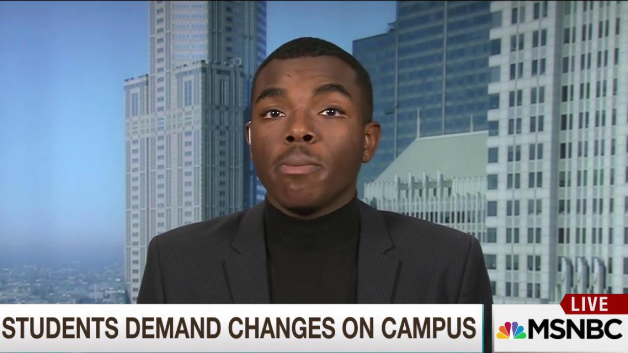 Students demand change on campuses nationwide