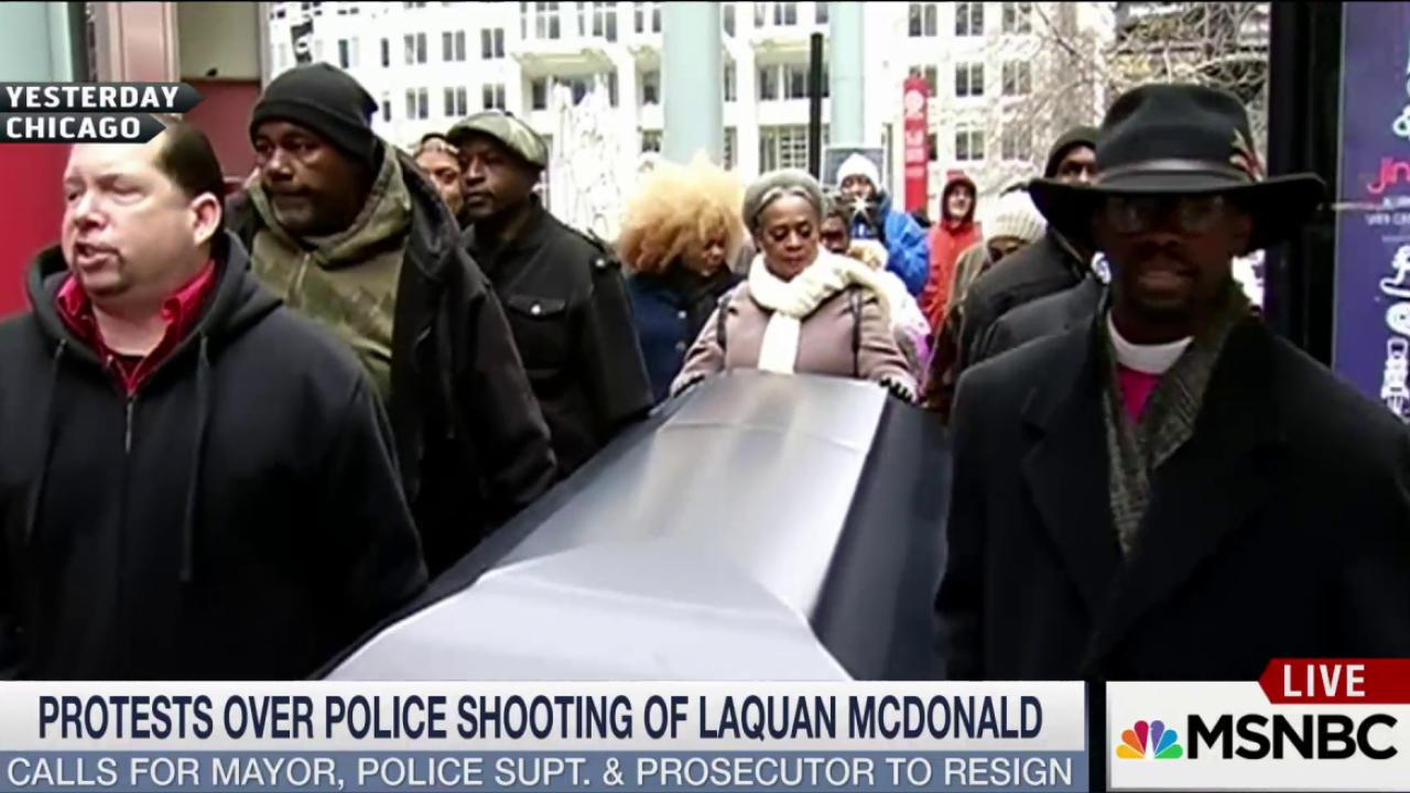 Calls for accountability in Laquan...