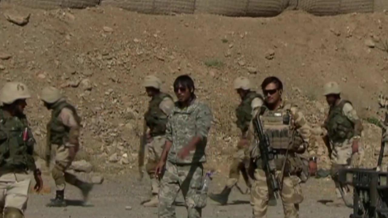 US special ops to combat ISIS in Iraq
