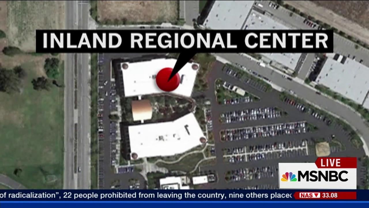 What we know about the San Bernardino...