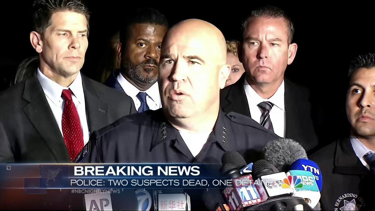 San Bernardino Shooting: What Is the Inland Regional Center?