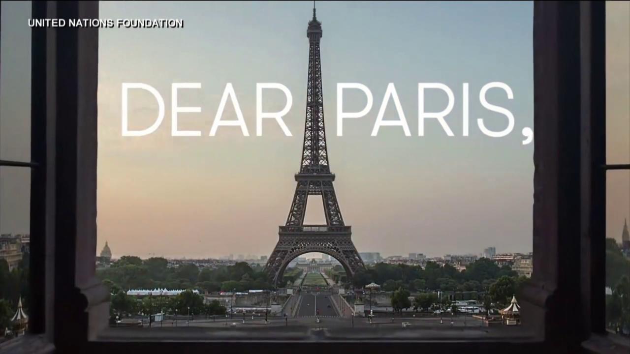 Latino presence at Paris climate talks