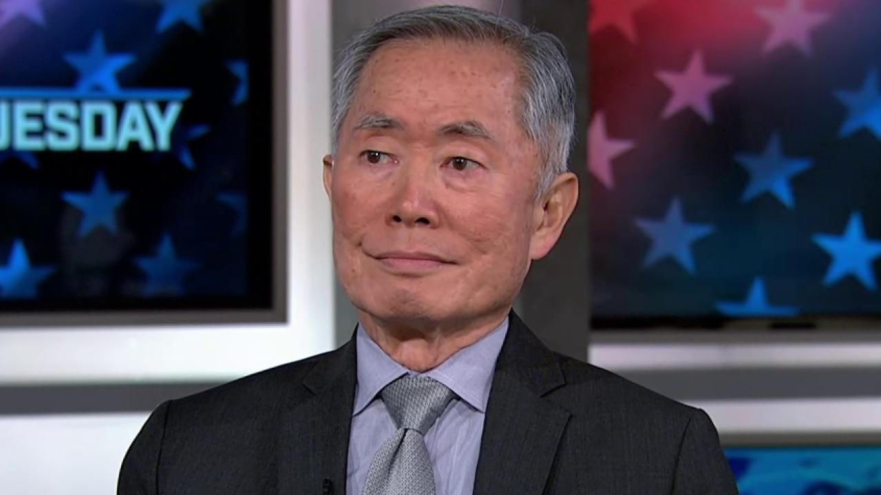 George Takei on Donald Trump