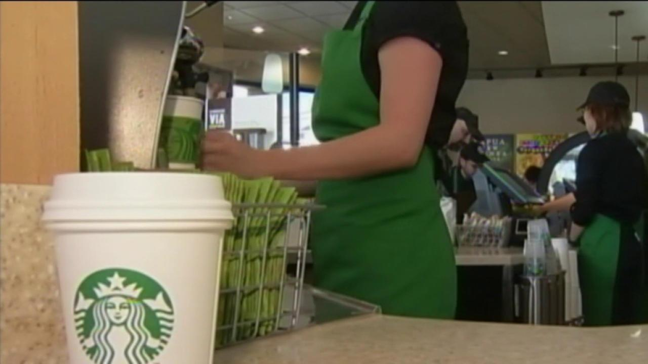 Starbucks rolls out coffee delivery