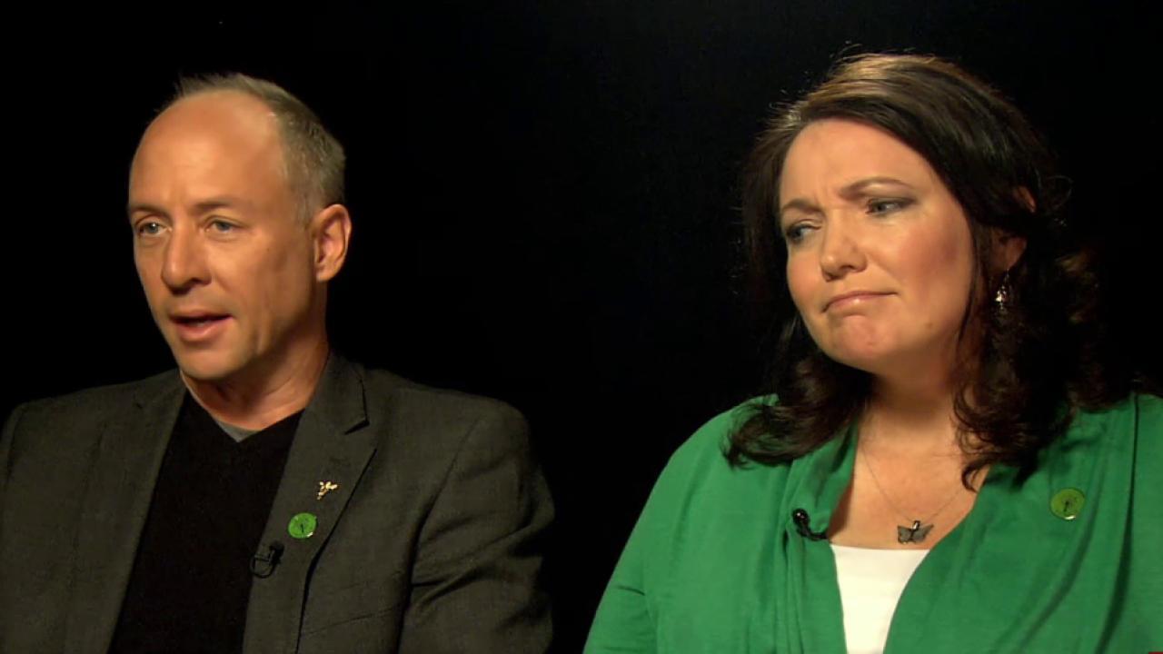 Sandy Hook parents speak out against guns