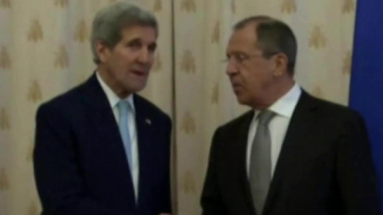 US and Russia talks focused on Syria