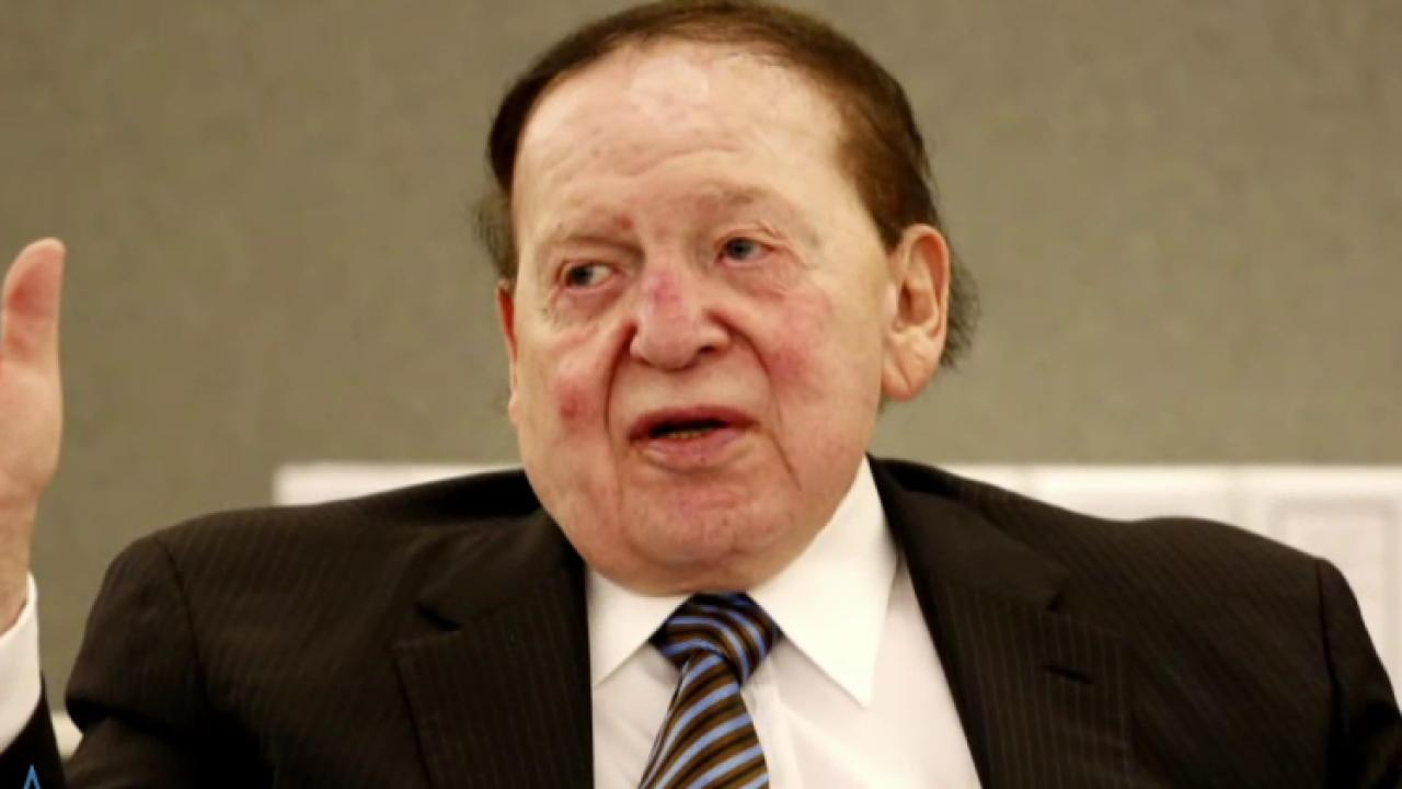 Trump to meet with billionaire Adelson