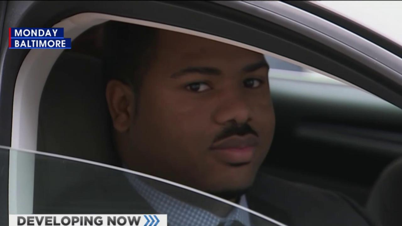 Possible retrial for Baltimore officer