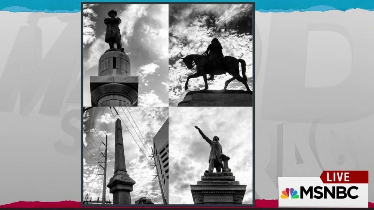 New Orleans to remove Confederate memorials