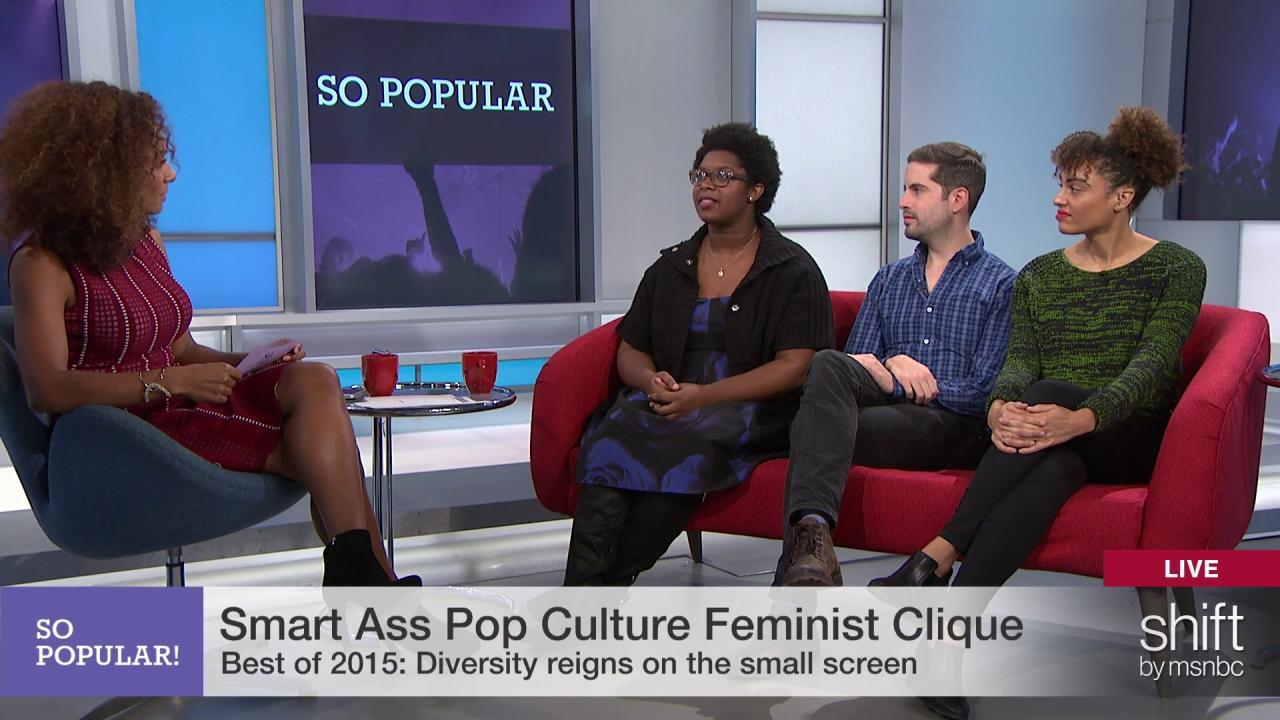 So POPular!'s Clique picks the best of 2015