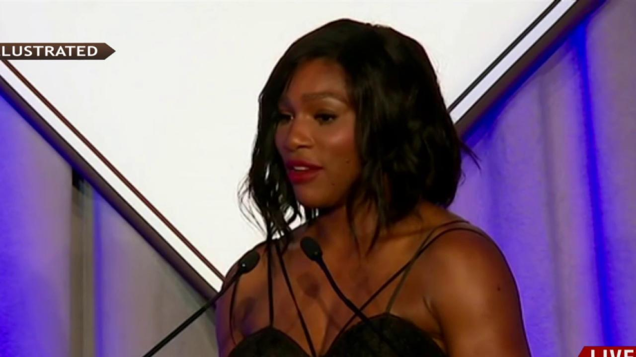 The problematic debate surrounding Serena...