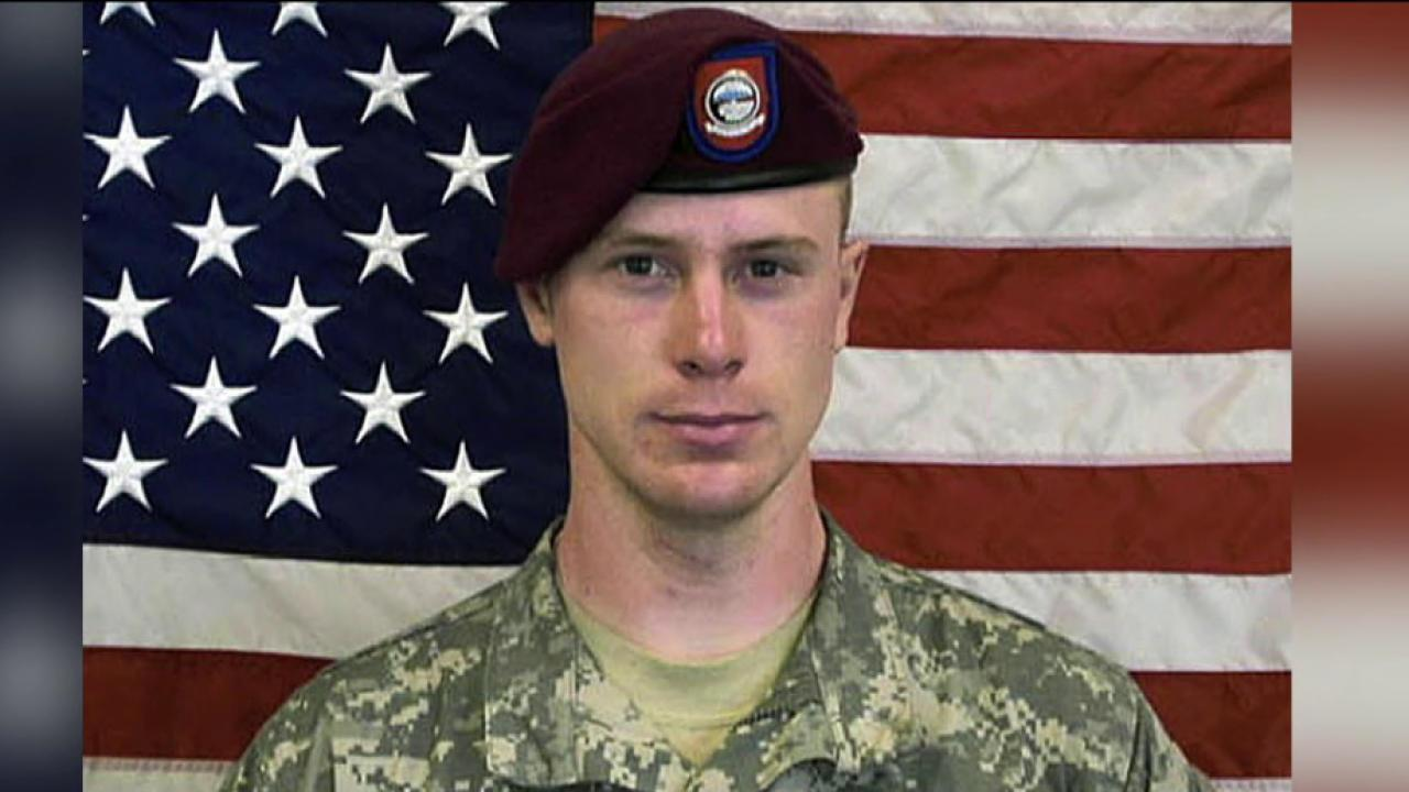 Bowe Bergdahl arraigned in court